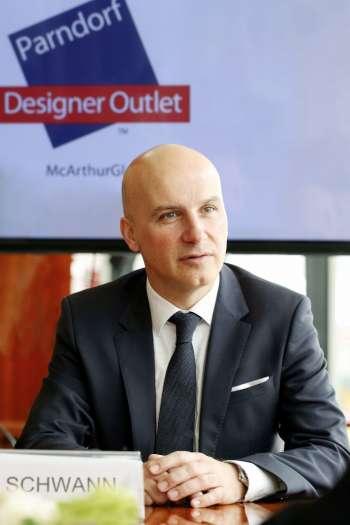 Mario Schwann, Center Manager Designer Outlet Parndorf
